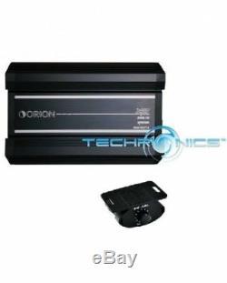 Amplificateur Super Classe D De Bloc D'amplificateur De Voiture De 2500 Watts De 2500 Watts Orion Xtr2500.1dz