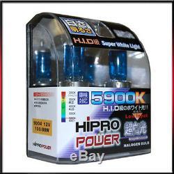 Ampoules De Phares Halogènes Au Xénon 9004 Hb 5900k 5900k Haut-bas