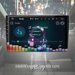 Android 8.0 Tablet 10.1 De Split DVD Radio 2din Unité Stéréo Voiture Gps Wifi Blueteeth