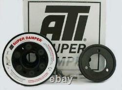 Ati 918476 Street Harmonic Balancer Super Damper Pour Acura Honda B18 B16 Type-r