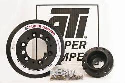 Ati Super Damper Manivelle Poulie Toyota Supra Mk4 2jzgte 2jzgte Jza80 918562
