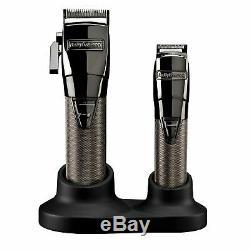 Babyliss Pro 8705u Sans Fil Super Moteur Tondeuse À Cheveux Et Trimmer Set Collection