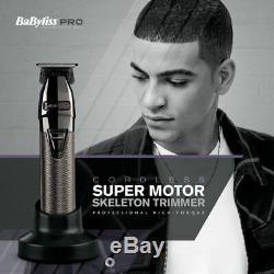 Babyliss Pro Super Motor Skeleton Barbiers Tondeuse Haute Puissance Machine