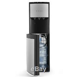 Bas Chargement Eau Plus Froide Distributeur En Acier Inoxydable 3 Températures De Verrouillage De Sécurité