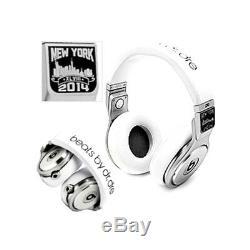 Beats D'origine Par Dr. Dre Pro Plus 2014 Ear Super Bowl Casque Special Edition