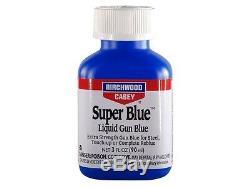 Birchwood Casey Super Bleu Gun Bleuissement Liquid Blue