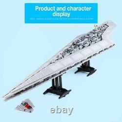 Blocs De Construction Définit Star Wars Ucs Super Star Destroyer Ship Model Toys Pour Les Enfants
