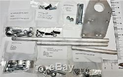 Borg Warner T10 Ou T10 Super Tous La Conversion De Plaque De Tiges De Vitesse Hurst Gm 4