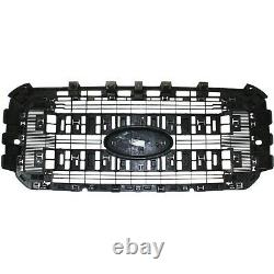 Capa Grille De Renforcement Grill Upper F450 Camion F550 F250 F350 Ford Fo1207114c