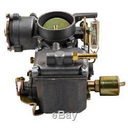 Carb Carburateur Pour Vw 34 Pict-3 12v Électrique Choke 1600cc 113129031k Aplus