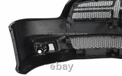 Chargeur 11-14 Srt8 Pare-chocs Avant Couvercle Supérieur Calandre Inférieure Fog Light Conversion