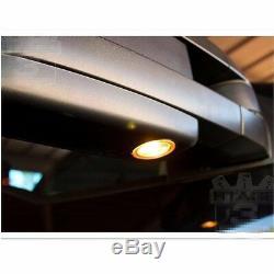 Chrome Remorquage Électriques Et Chauffants Paire De Remorquage Miroirs Flaque D'eau Signal Pour 07-14 Ford F150