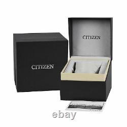 Citizen Promaster Marine Bj7110-11e Eco-drive Super Titanium Hommes Montre De Plongée