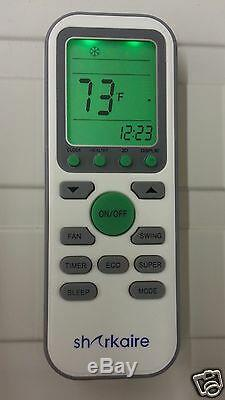 Climatiseur Super Split Sans Conduit De 12 000 Btu Contrôlé Wi-fi Super Efficace