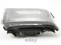 Conversion Set Phares Convient 1999-2004 Ford Super Duty Excursion Boîtier Noir