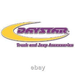 Daystar Kf04050bk Black Polyuréthane Body Mount Kit Pour 99-18 F-250 Super Duty