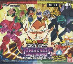 Dragon Ball Super Card Game Booster Box Machinations Malveillantes Dbs-b08