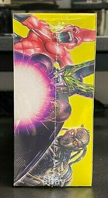 Dragon Ball Z Super Union Force Booster Box Nouveau Sealed 24 Packs Bandai Series 2