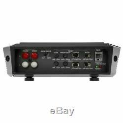 Ds18 4 Canaux Amplificateur 4 X 6.5 Une Gamme Complète Hauts Parleurs Tw120 Super Tweeters