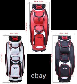 Eg Eagole 14 Way Full Length Divider, 10 Pockets (1 Boisson Cool)golf Cart Bag