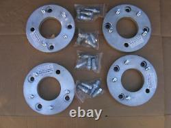 Empi 9504 Vw 4x130 À Chevy 4 Adaptateurs 3/4 Roues X4 Dune Buggy Bug Baja Beetle