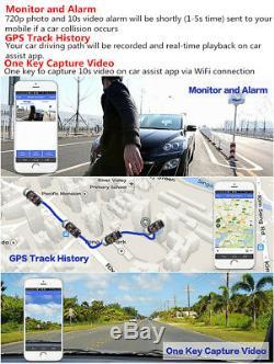 Enregistreur Vidéo Bluetooth Avec Écran De Voiture Et Tableau De Bord Dvr Android 5.1 Pour Adas Android 5.1
