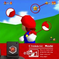 Eon Super 64 Adaptateur Hdmi Pour Nintendo 64 Jouer N64 En Hd Comme Ultra 64 Mod