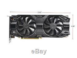 Evga Geforce Rtx 2070 Super Black Gaming, 08g-p4-3071-kr, 8 Go Gddr6