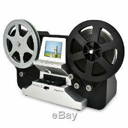 Film Scanner 5 Et 3 Bobine 8mm Super 8 Rouleau Scanner Vidéo Numérique Film Digitizer