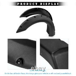 Flacons De Rivet De Poche Texturés Pour 99-07 F250 F350 F450 Super Duty