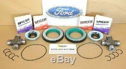 Ford F250 F350 Superduty 2005-2015 Essieu Avant Joint Et Graisseur U Joint Kit