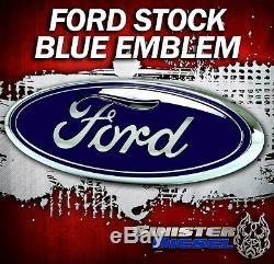 Ford Super Duty Paintable 05-07 / Excursion Grille Pour 99-04 F250 F350 Conversion