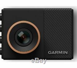 Garmin Dash Cam 55 Dashcam Caméra 1440p Super Hd Enregistreur Disque Noir