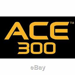 Garrett Ace 300 Détecteur De Métaux Anniversaire Spécial Avec Pinpointer, Box Et Livre