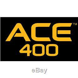 Garrett Ace 400 Détecteur De Métaux Anniversaire Spécial Avec Pinpointer, Box Et Livre