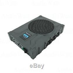 Gravity 8 1000w Car Audio Sous Le Siège Super Slim Enceinte Sub Subwoofer