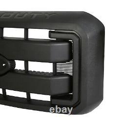 Grille Noire Avant Radiateur Grill Pour 11-16 Ford F250 F350 Super Duty