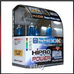 H7 Xenon Hid Halogène Phares Ampoules Feux De Croisement