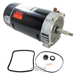 Hayward Super Pump 1 HP Sp2607x10 Piscine Remplacement Du Moteur Kit Ust1102 Avec Go-kit-3