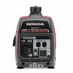 Honda Eu2200i 2200 Watts 120 Volts Super Silencieux Portable Onduleur Générateur