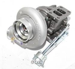 Hx40w Super Drag Diesel Turbo Chargeur Convient Holset T3 Bride Dodge Ram Cummins