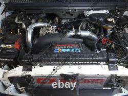Intercooler Pour 03-07 Ford Super Duty 6.0l Diesel Powerstroke F250 F350 3.5