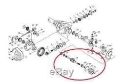 Joint Essieu Avant Et U Joint Kit Ford F350 F250 Excursion Dana 50 Ou 60 1998-2004
