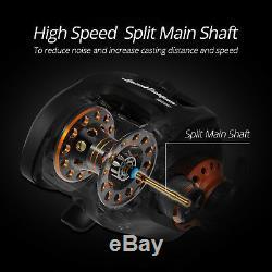 Kastking Speed demon Pro Saltwater Baitcasting Reel Fishing 9,31 Super Speed