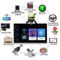 Lecteur Audio Mp5 Stéréo Audio De Navigation De Gps De L'universel 7 Android Android 8.1