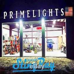 Liable Led 4ft Light Shop 5000k Super Bright Utility Plafonnier Made In USA