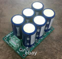 Module Super-ultra Condensateur Intronics Power Ucap16-58 Made In USA