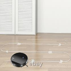 Moosoo Automatique Intelligent Robot Aspirateur / Super Slim Avec App Alexa Soutien Américain