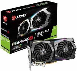 Msi Gaming X Nvidia Geforce Gtx 1660 Super 6 Go Gddr6 Pci Express 3.0 Graphiques
