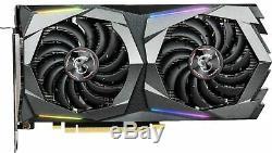 Msi Gaming X Nvidia Geforce Gtx 1660 Super 6gb Gddr6 Pci Express 3.0 Graphi